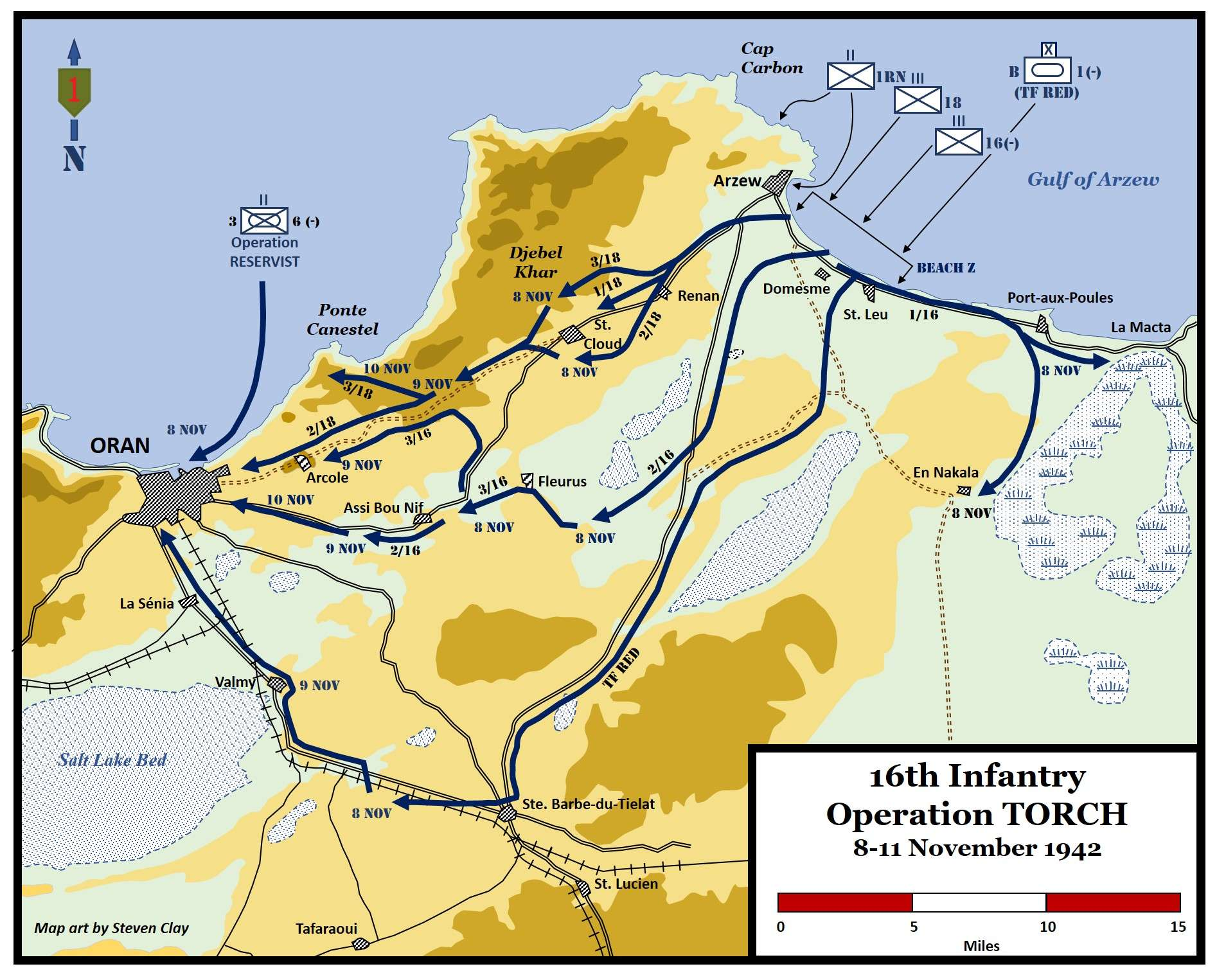 operation torch Operation torch was the american and british invasion of french north africa in november 1942 the soviet union had been demanding the allies to open a new front against the germans this was to lighten the offensive by the german troops on the eastern front against the russians.